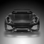 Porsche 911 Turbo - карбоновый тюнинг от TOPCAR