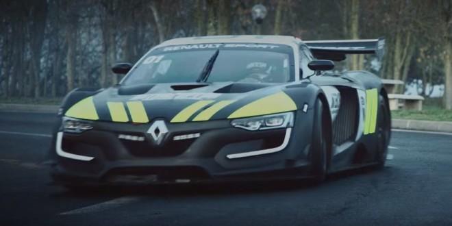 Renault Sport R.S. 01 Interceptor на службе в полиции