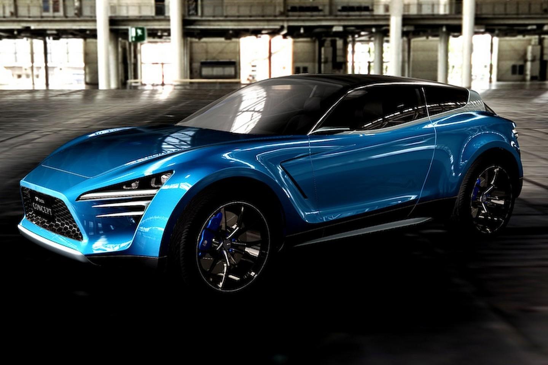Toyota ViRA концепт