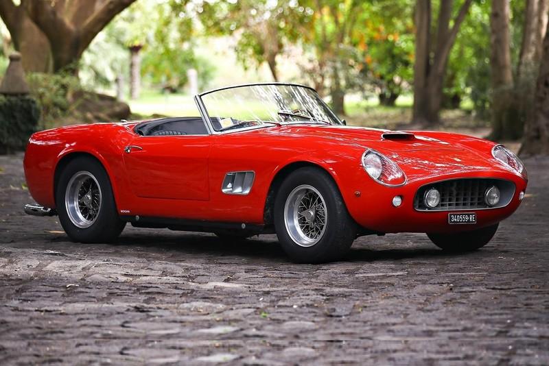 Ferrari 250 GT SWB California Spider 1961 года