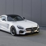 Mercedes-AMG GT S AERION тюнинг от FAB Design