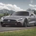 Mercedes-AMG GT S тюнинг от Mansory