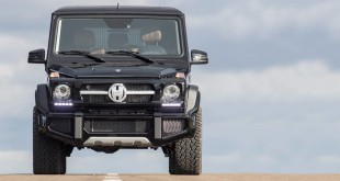 Hofele-Design G-Cross тюнинг Mercedes-Benz G-Class