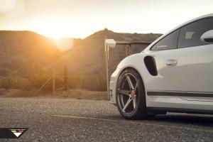 Porsche 911 Turbo V-RT Edition тюнинг от Vorsteiner