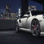Porsche 911 Turbo V-RT Edition тюнинг от Vorsteiner