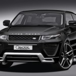 Range Rover Evoque тюнинг от Caractere Exclusive