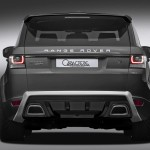 Range Rover Sport тюнинг от Caractere Exclusive