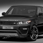 Range Rover Sport тюнинг от Caractere Exclusive