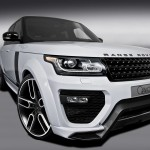 Range Rover Vogue тюнинг от Caractere Exclusive