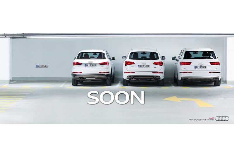 Audi Q2 тизер