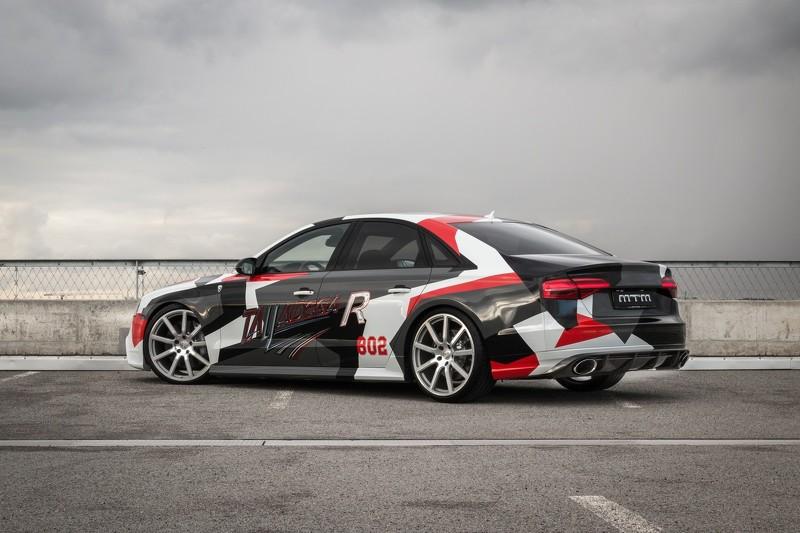 Audi S8 Talladega R тюнинг от MTM