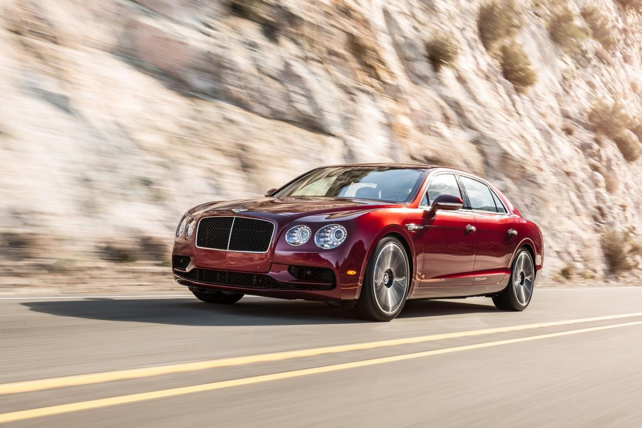 Bentley Flying Spur V8 S
