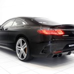 Brabus Rocket 900 Coupe тюнинг на базе Mercedes-AMS S65 Coupe