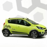 Chevrolet Beat Active концепт