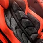 Ferrari 458 Spider тюнинг интерьера от Carlex Design