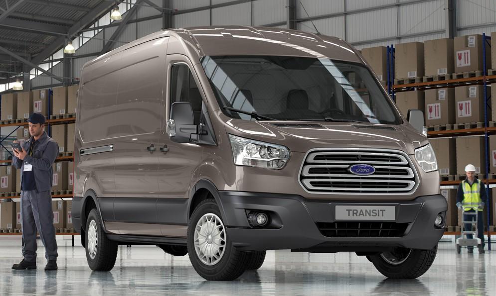 Ford Transit ЭРА-ГЛОНАСС
