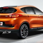 Geely Emgrand Cross