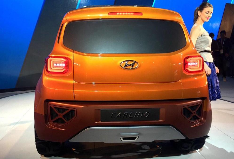 Hyundai Carlino концепт
