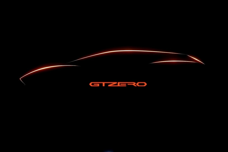 Italdesign GT Zero тизер концепта