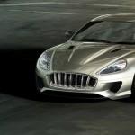 Kahn Design WB12 Vengeance на базе Aston Martin DB9