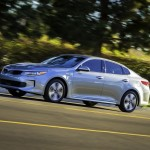 Kia Optima Hybrid/Plug-in Hybrid 2017