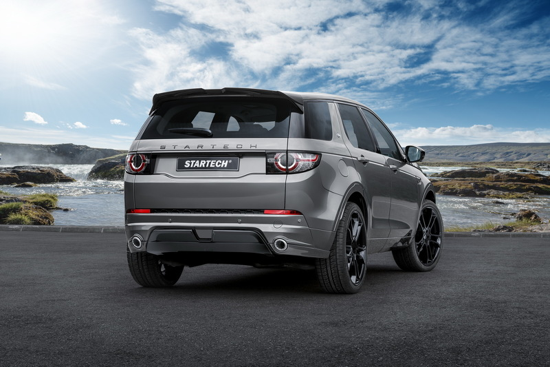 Land Rover Discovery Sport тюнинг от Startech