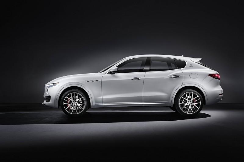 Maserati Levante официальное фото