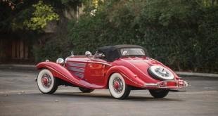 Mercedes-Benz 540 K Special Roadster 1937 года