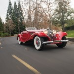 Mercedes-Benz 540 K Special Roadster 1937 года
