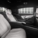 Mercedes-Maybach S 600 Guard.