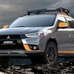 Mitsubishi ASX GEOSEEK