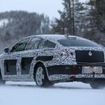 Opel Insignia 2017 второе поколение шпионское фото
