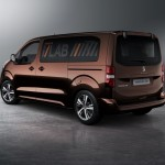 Peugeot Traveller i-Lab VIP 3.0 Shuttle концепт