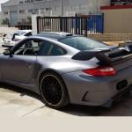 Porsche 911 (997) Predator тюнинг от Atarius Concept