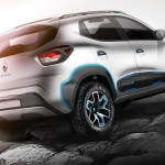 Renault KWID CLIMBER концепт