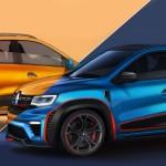Концепты Renault KWID RACER и CLIMBER