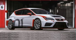 Seat Leon Cup Racer TCR 2016