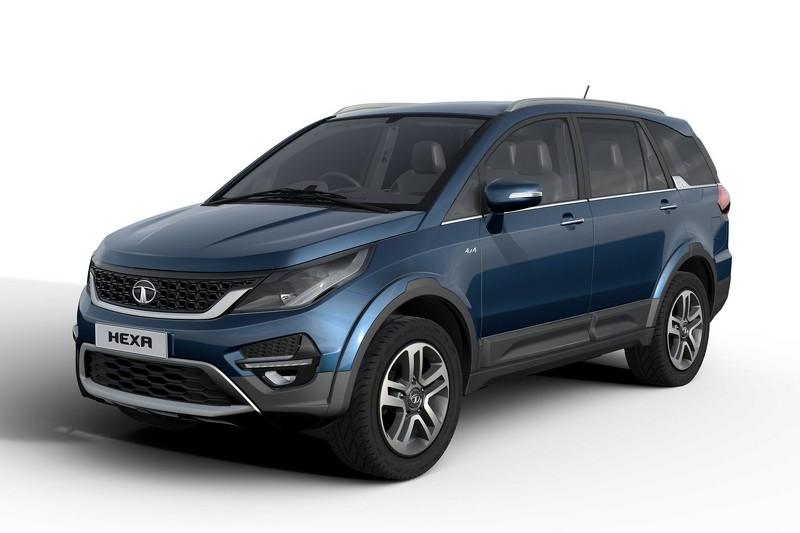 Tata Hexa 2016 модельного года