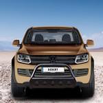 Volkswagen Amarok V8 Passion Desert Edition тюнинг от MTM