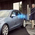 Volvo цифровой ключ
