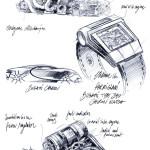 Parmigiani FleurierBUGATTI 390 концепт часов