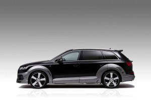 Audi Q7 тюнинг от JE Design