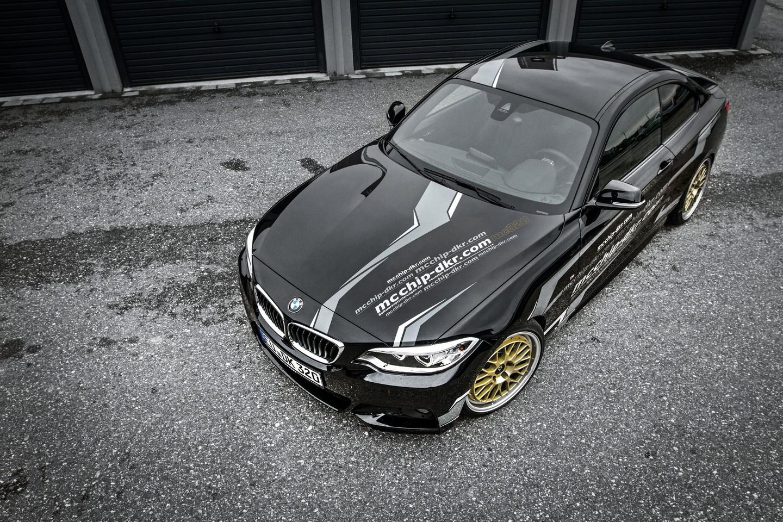 BMW 220i Coupe тюнинг от mcchip-dkr