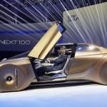 BMW Vision Next 100 концепт