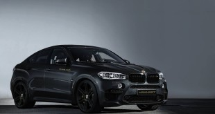BMW X6 M тюнинг от MANHART