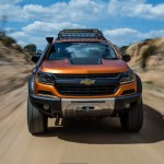 Chevrolet Colorado Xtreme и Trailblazer Premier концепты
