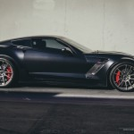 Chevrolet Corvette Z06 тюнинг от ACG Automotive на колесах Brixton