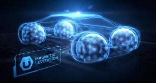 Goodyear Eagle-360 концепт сферических шин