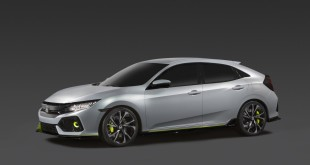 Honda Civic Hatchback прототип