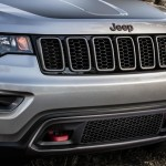 Jeep Grand Cheroke Trailhawk и Summit 2017 модельного года